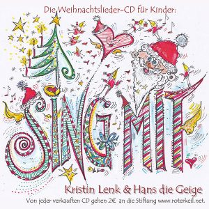 "CD-Cover ""Sing mit"""
